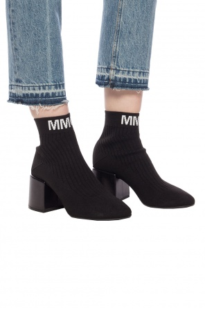 Pumps with sock od MM6 Maison Margiela