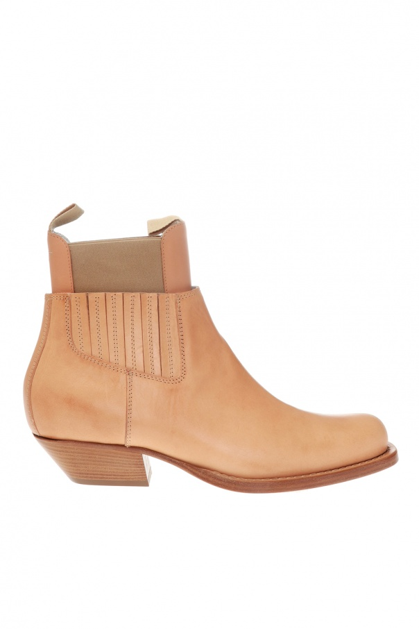 MM6 Maison Margiela Heeled ankle boots