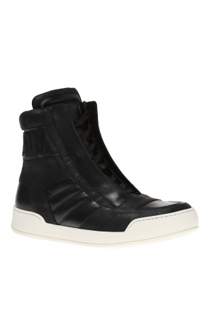 High-top sneakers od Balmain