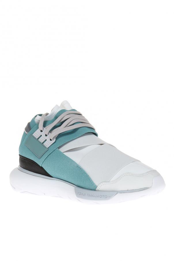 low priced 672c8 dcc4c  qasa  high-top sneakers od Y-3 Yohji Yamamoto.