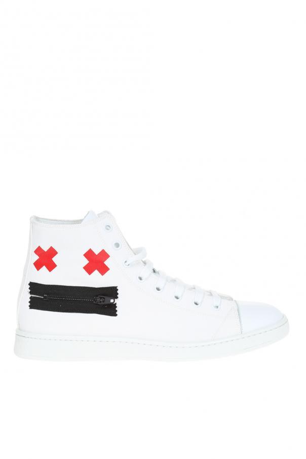 ny kollektion stabil kvalitet bästa värde High-top sneakers Marc Jacobs - Vitkac Canada