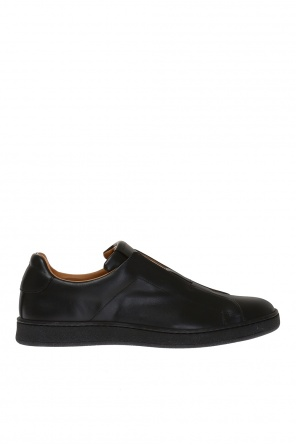Logo-embossed sneakers od Marc Jacobs