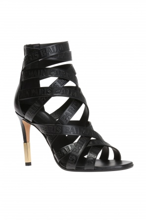 Stiletto-heeled sandals od Balmain
