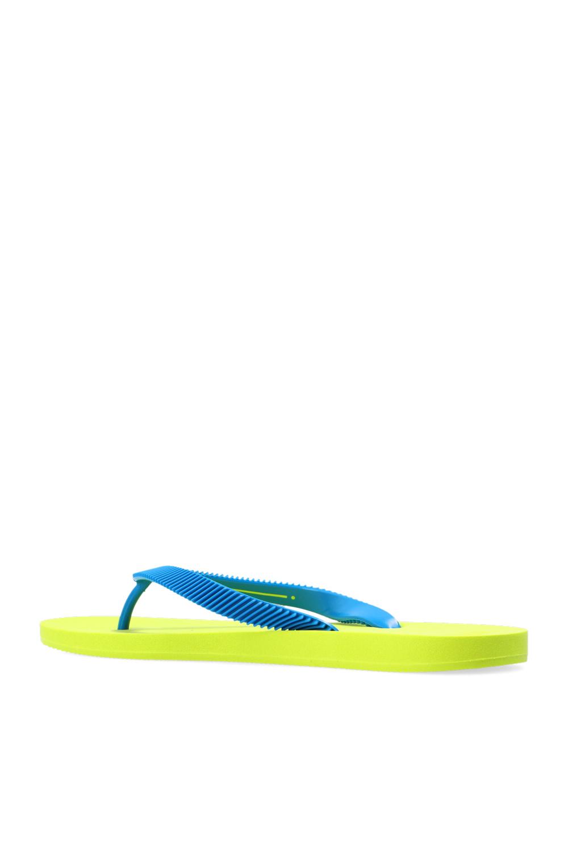 Diesel 'Sa-Kauay' flip-flops with logo