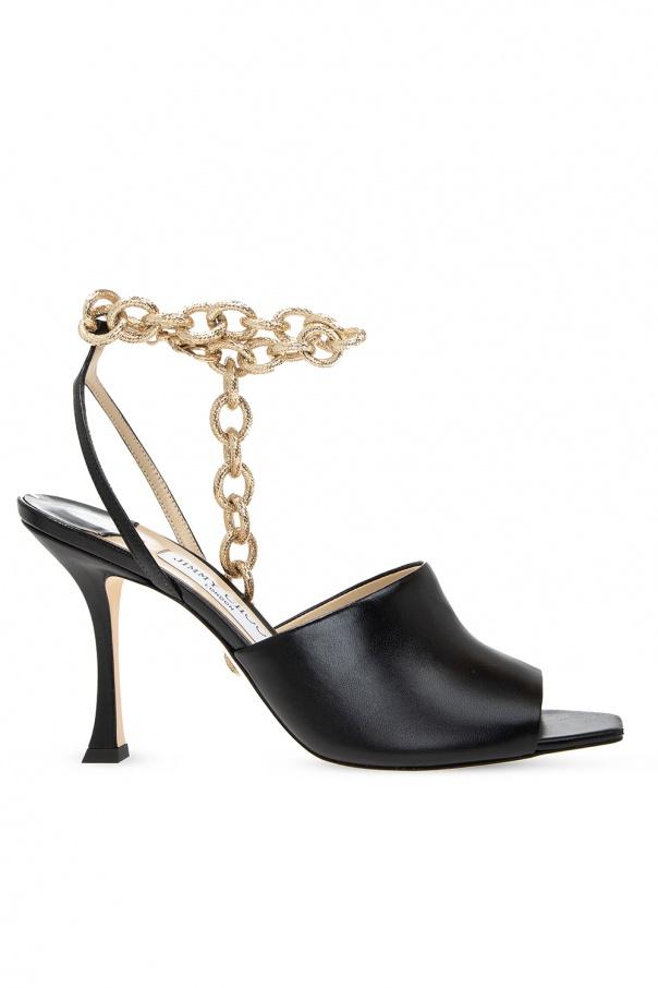 Jimmy Choo 'Sae 90' stiletto sandals