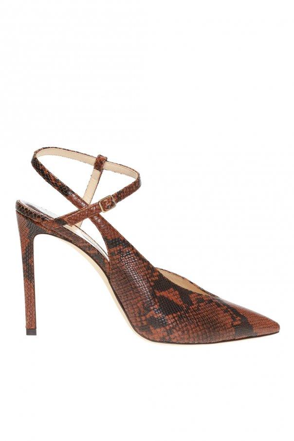 Buty na szpilce 'sakeya' od Jimmy Choo