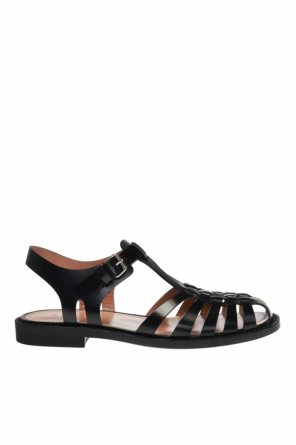 Leather sandals od Marni