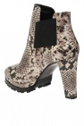 AllSaints 'Sarris' heeled ankle boots