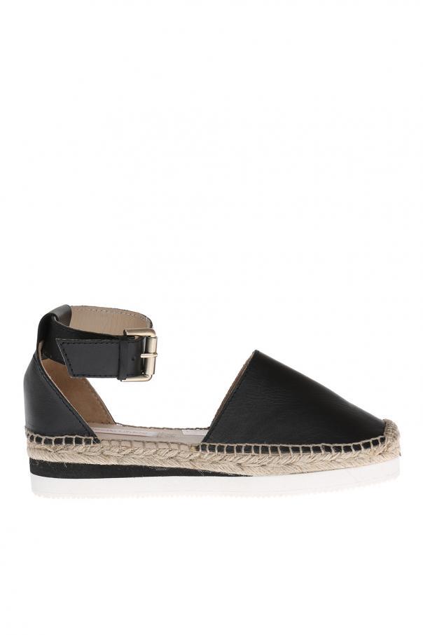 b705b47ecad Glyn  Leather Espadrilles See By Chloe - Vitkac shop online