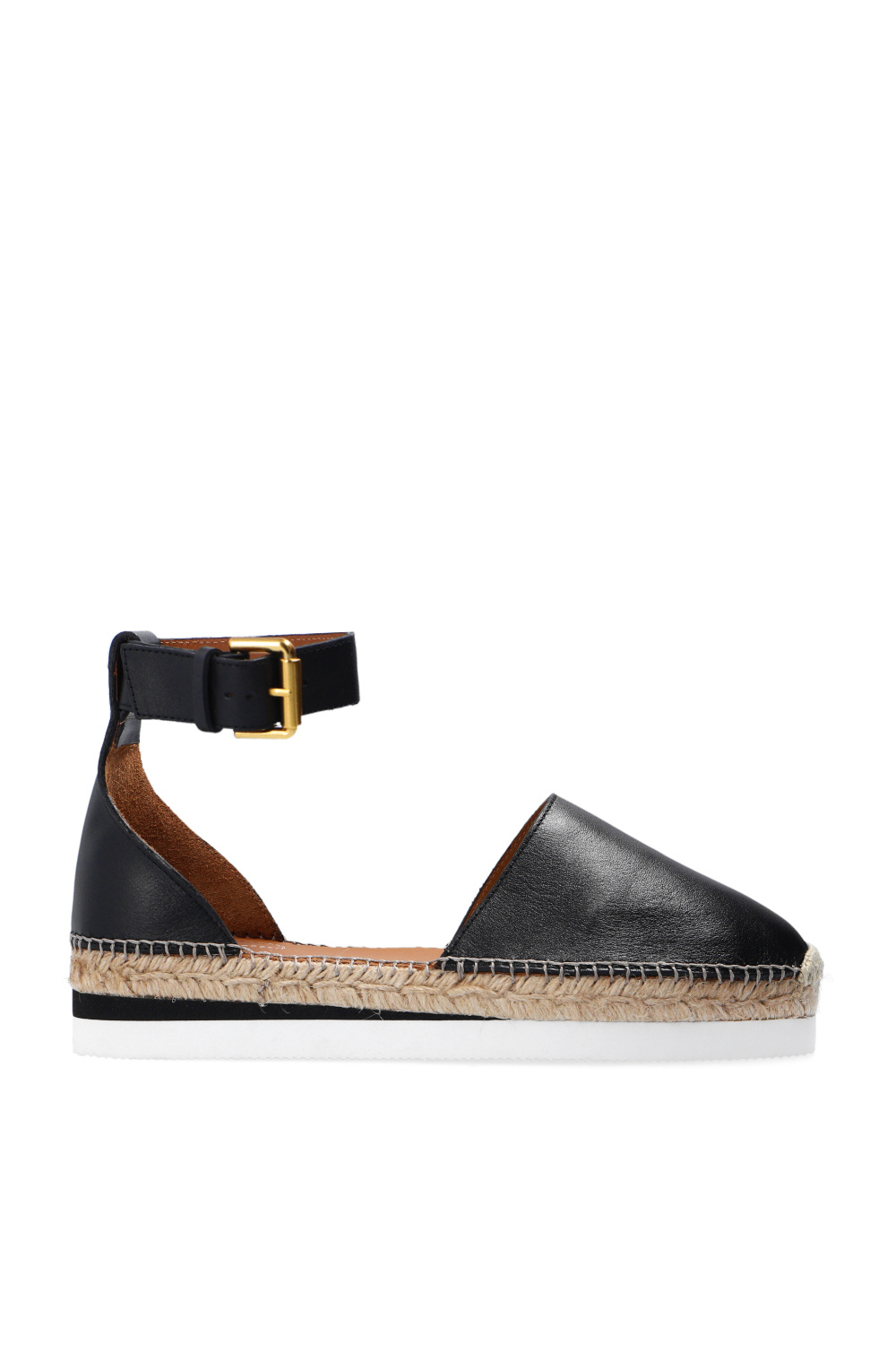 See By Chloe Cut-out espadrilles
