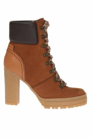 Heeled ankle boots od See By Chloe