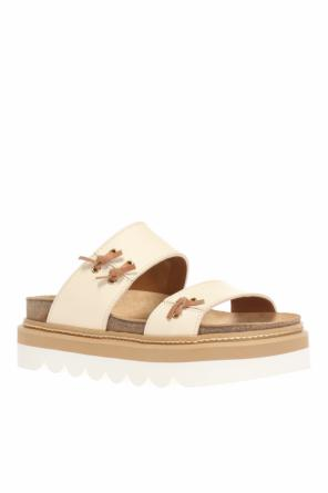 Leather sandals od See By Chloe