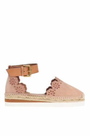 Espadrilles with openwork pattern od See By Chloe