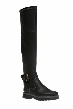 'dakota' over-the-knee boots od See By Chloe