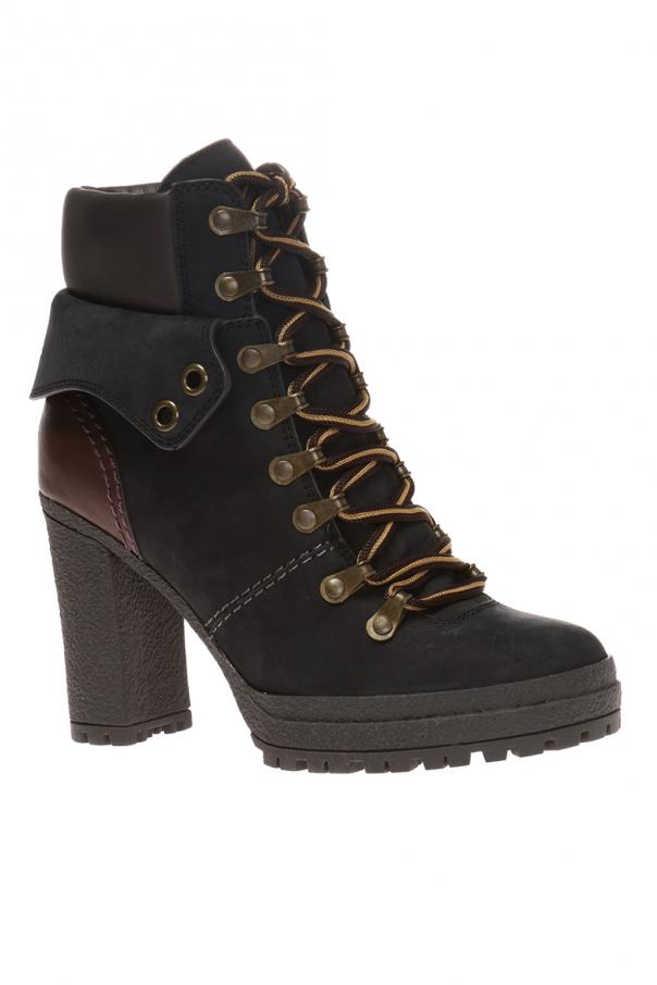 'eileen' platform boots od See By Chloe