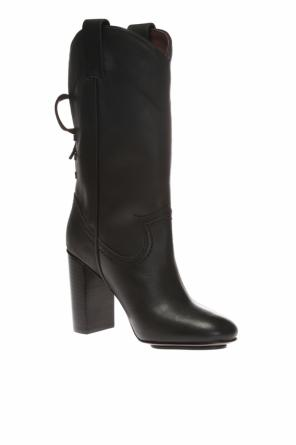'stivali' heeled boots od See By Chloe