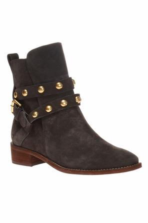 'janis' heeled ankle boots od See By Chloe
