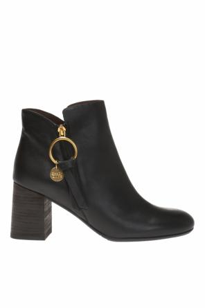 'louise' heeled ankle boots od See By Chloe
