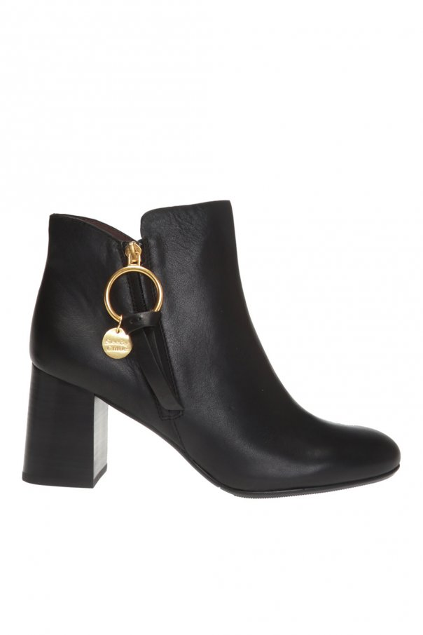 See By Chloe 'Louise' heeled ankle boots