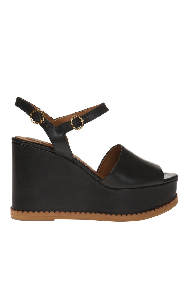 Wedge sandals od See By Chloe
