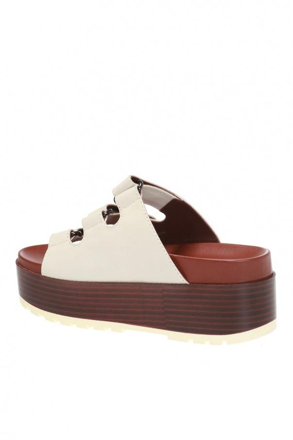 6188d1a5fb9 Jenna  platform slippers See By Chloe - Vitkac shop online