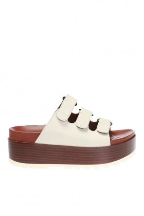 6ae77bbdbfa ... platform slippers od See By Chloe quick-view