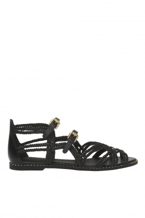 Braided sandals od See By Chloe