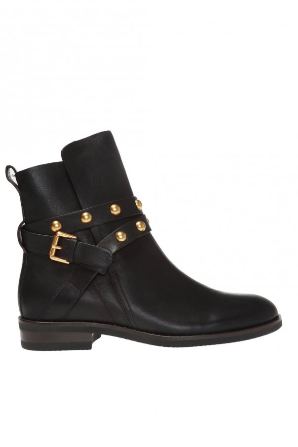 See By Chloe 'Janis' heeled ankle boots
