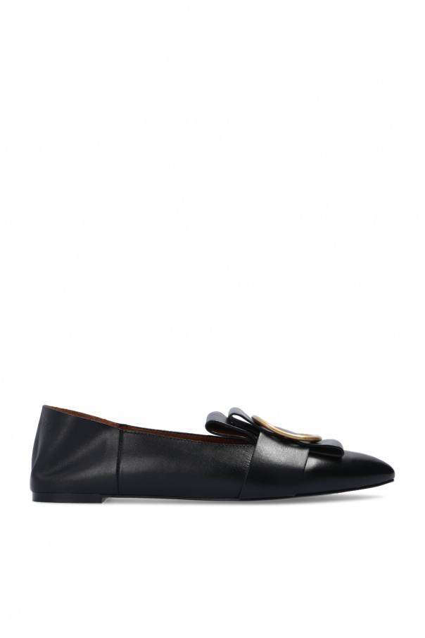 See By Chloe Ballet flats with fold-down heel