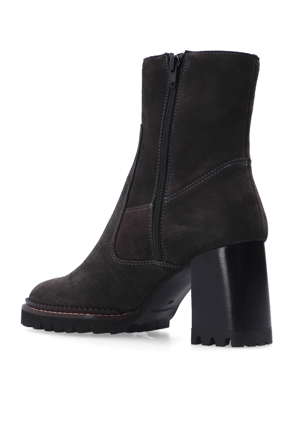 See By Chloe Heeled ankle boots