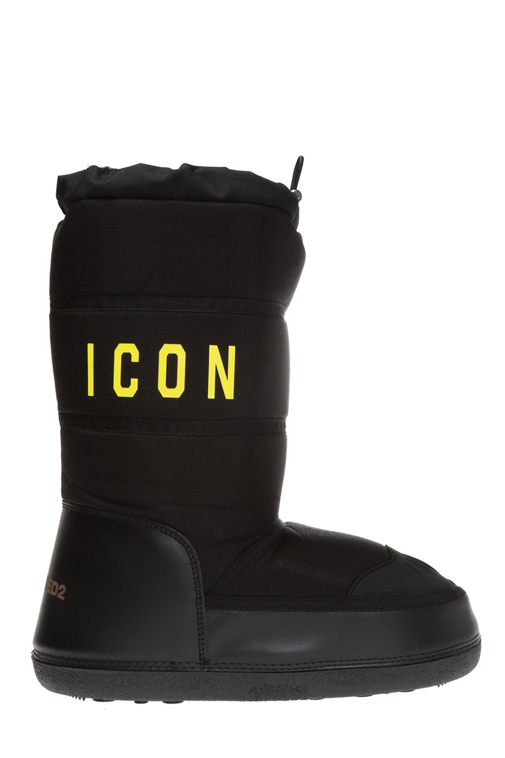 Dsquared2 'Icon' moon boots