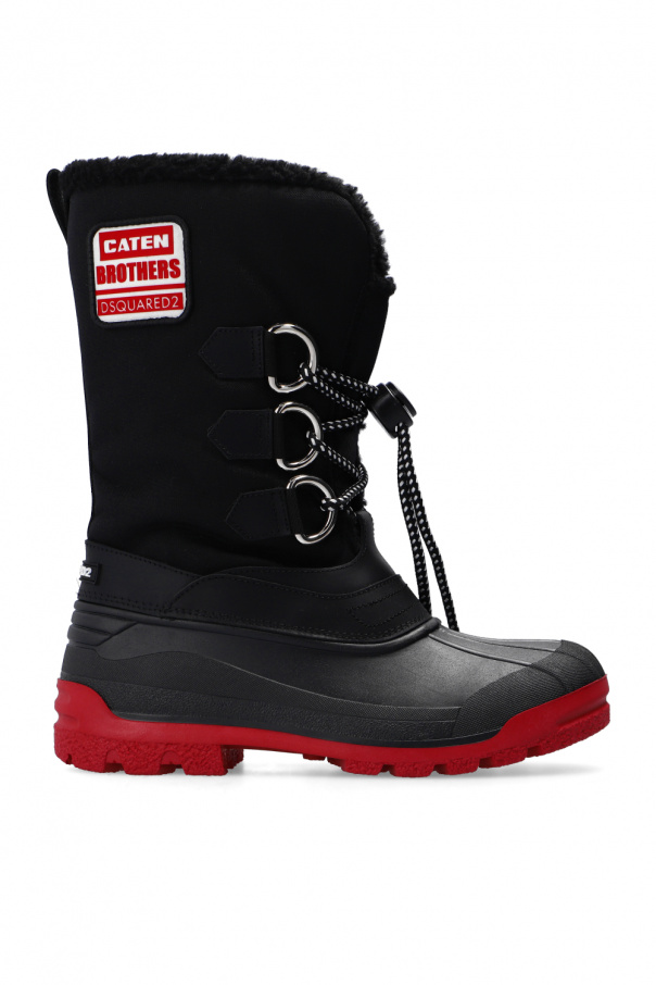 Dsquared2 Knee-high snow boots