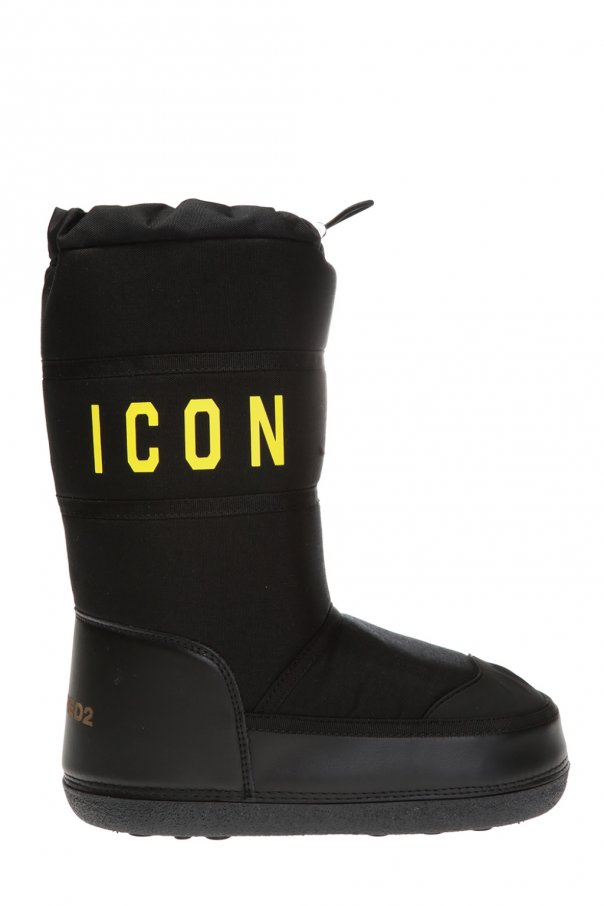 Dsquared2 Branded moon boots