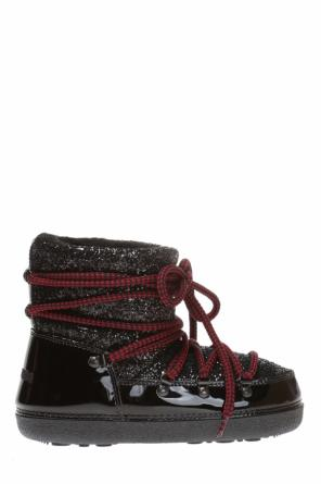 Glitter snow boots od Dsquared2