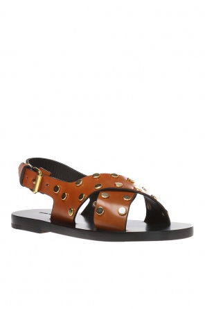 'jane' sandals od Isabel Marant