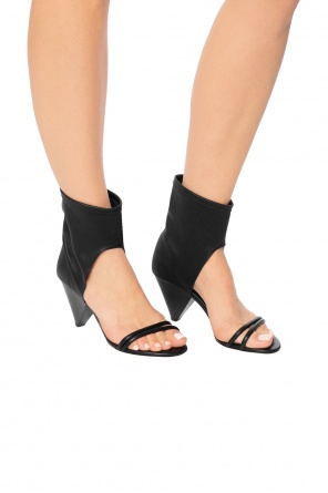 'melvy sock' heeled sandals od Isabel Marant