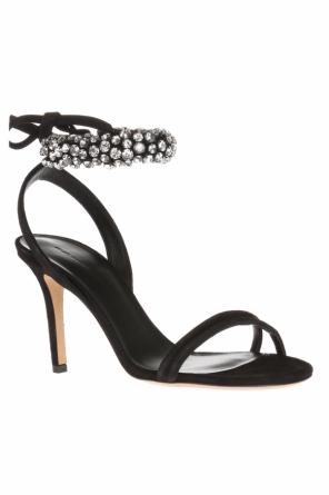 'alrin' heeled sandals od Isabel Marant