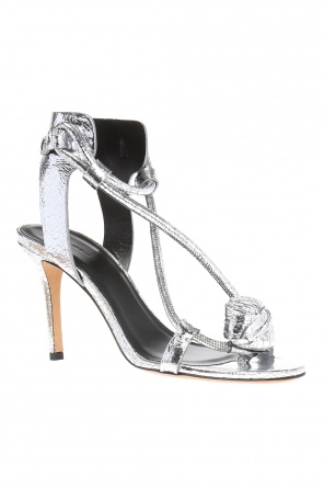 'ablee' heeled sandals od Isabel Marant