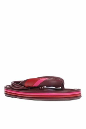 Leather flip-flops od Isabel Marant