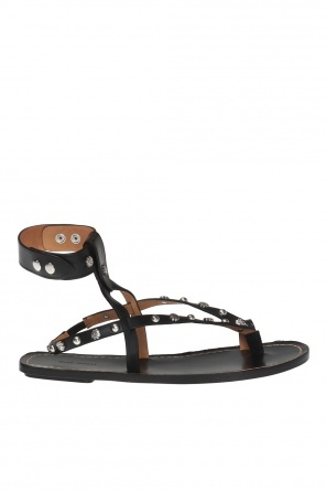 'engo' sandals with decorative elements od Isabel Marant