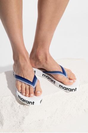Flip-flops with logo od Isabel Marant
