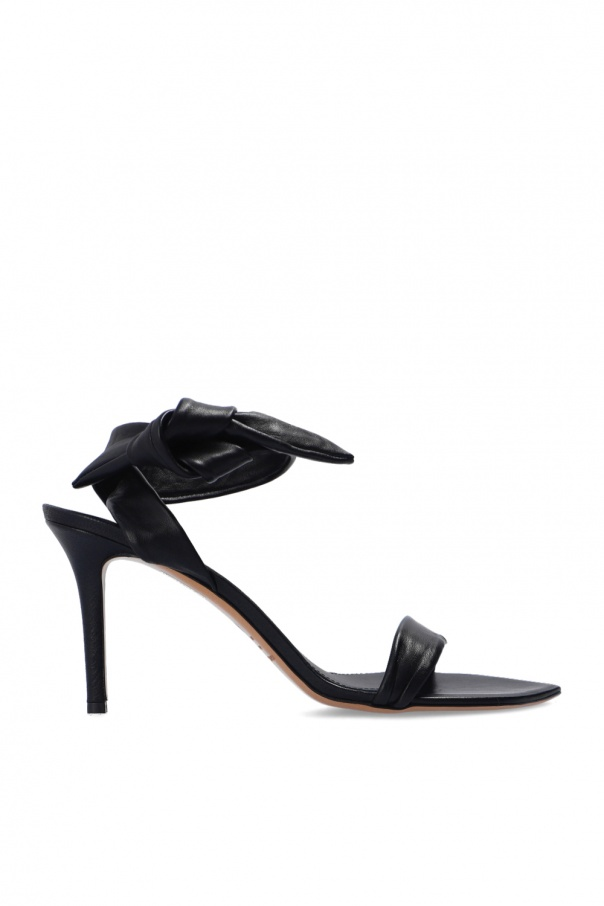 Isabel Marant 'Soft Bow Story' stiletto sandals