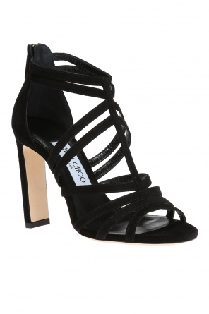 'selina' heeled sandals od Jimmy Choo