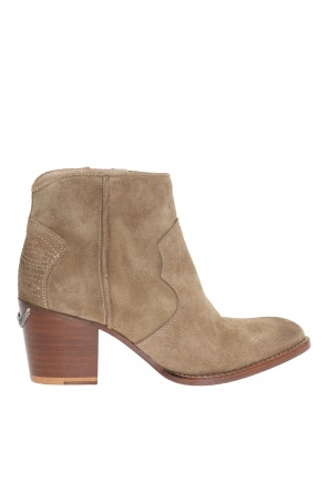 Molly' heeled ankle boots od Zadig & Voltaire