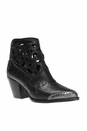 Ankle boots with studs od Zadig & Voltaire