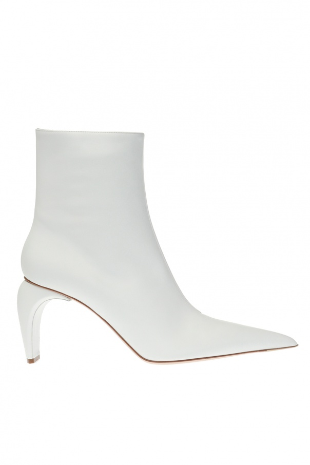 MISBHV Heeled ankle boots