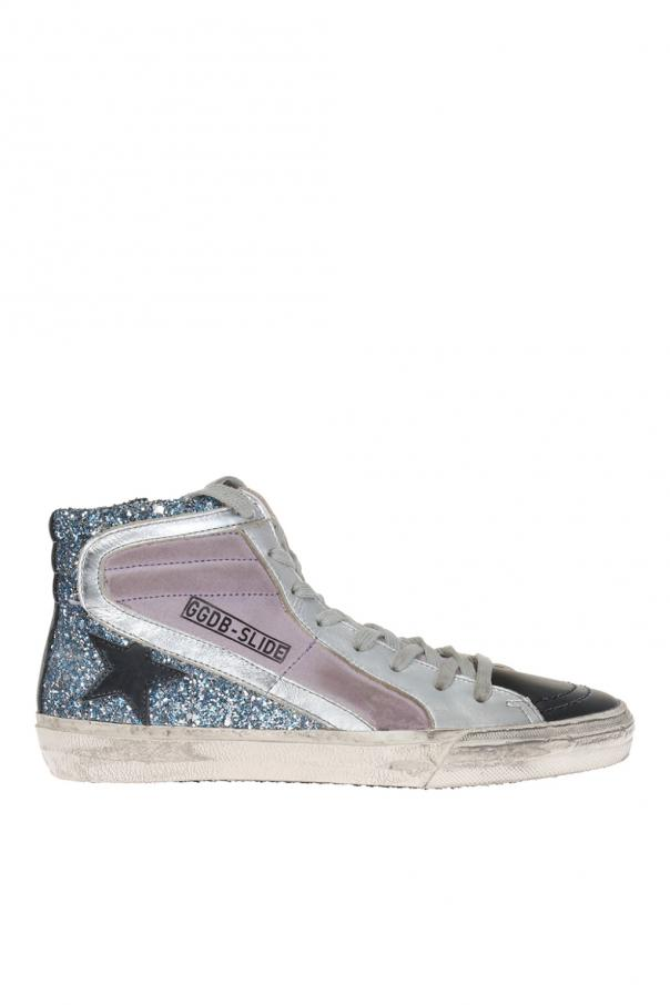 9d8fdb3590636 Slide  high-top sneakers Golden Goose - Vitkac shop online