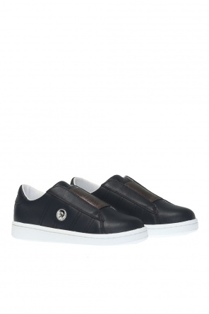 Branded slip-on sneakers od Diesel