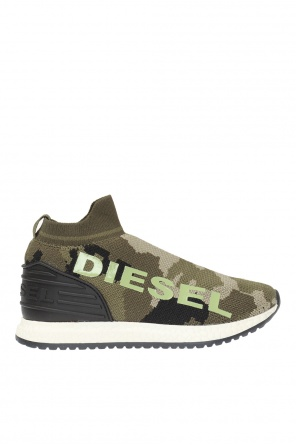 Patterned sneakers od Diesel