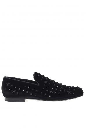 Loafers with stars od Jimmy Choo
